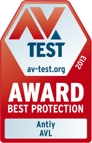 AV-AWARD-Protection-Antiy-A